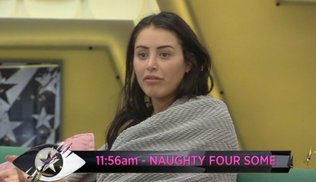 CBB: Marnie Simpson says people don't like her after dramatic night in house 11 August 2016