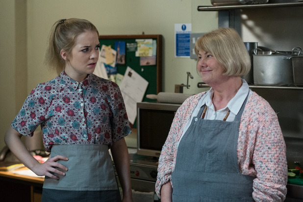 EastEnders, Abi and Babe, Mon 15 August