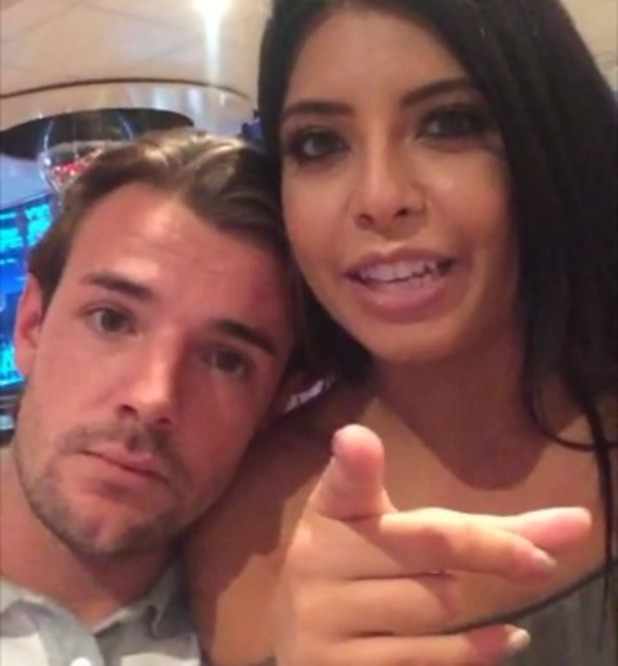 TOWIE confirm Nathan Massey and Cara de la Hoyde's appearance on the show 8 August