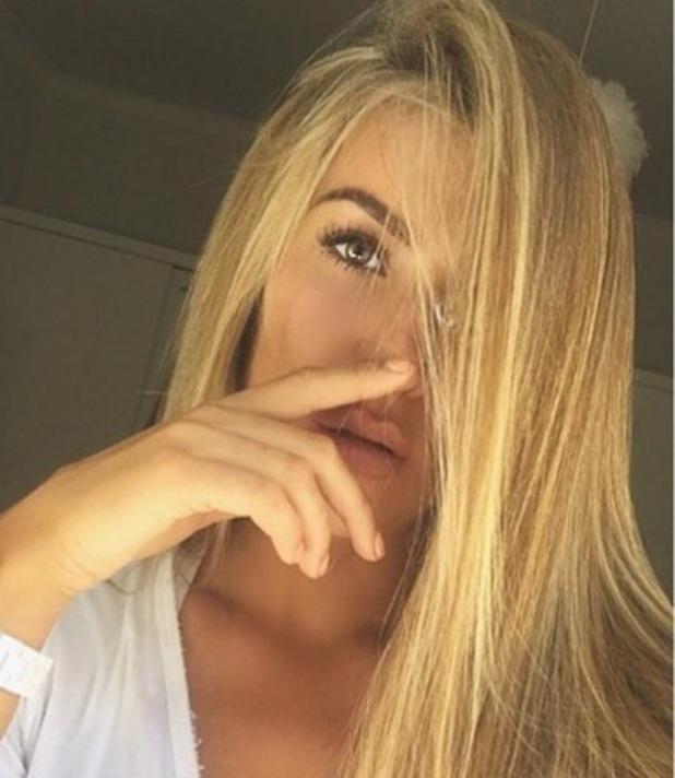 Lillie Lexie Gregg posts new selfie on Instagram 12 August