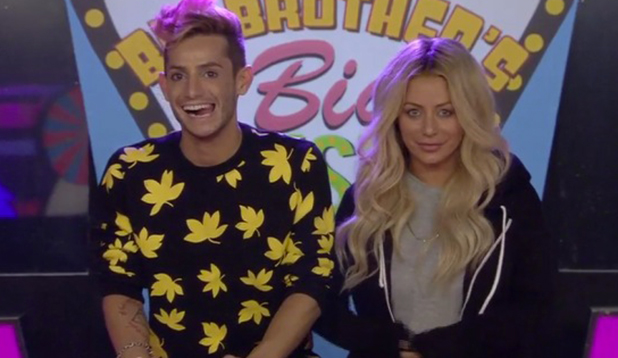 CBB: Aubrey and Frankie get to throw a party 11 August 2016