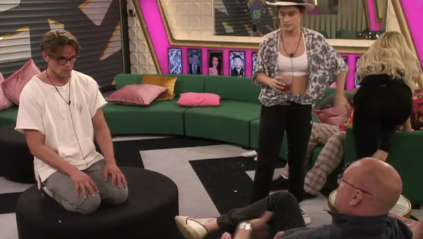 CBB: Lewis tells James he's done with Marnie 12 August 2016