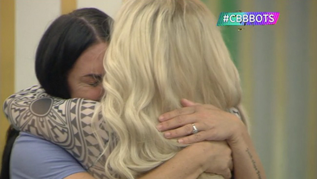 CBB: Renee cries after saying she can't forgive Bear and Chloe 12 August 2016