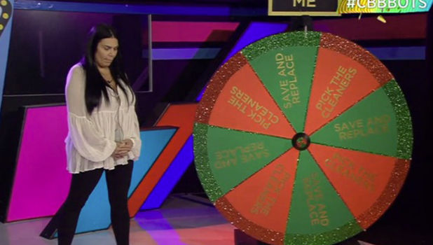 CBB: Renee is saved from eviction 10 August 2016