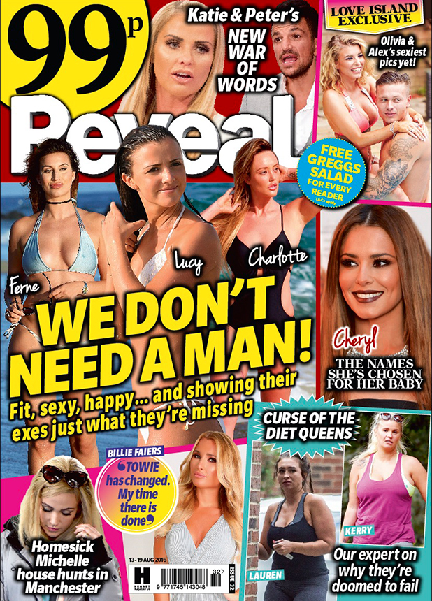 Reveal Magazine issue 32, 13 to 19 August Magazine cover