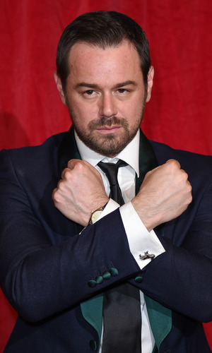 Danny Dyer at The British Soap Awards 2016 held at Hackney Town Hall, 28/5/16
