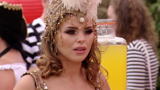 TOWIE: Chloe Lewis and Megan McKenna make peace following Jake Hall rumour 17 August