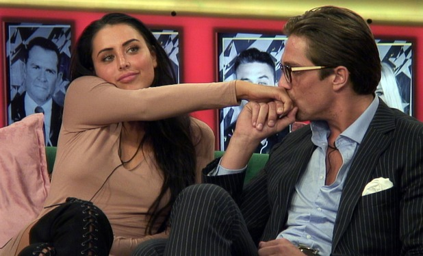 CBB Summer 2016, Day 20 Marnie and Lewis talk 17 August 2016