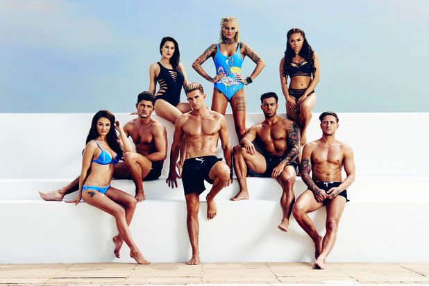 Ex On The Beach, MTV, Tue 16 Aug