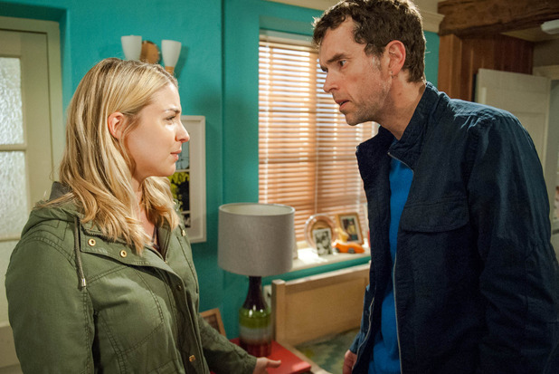 Emmerdale, Carly confesses she likes Marlon, Fri 19 Aug