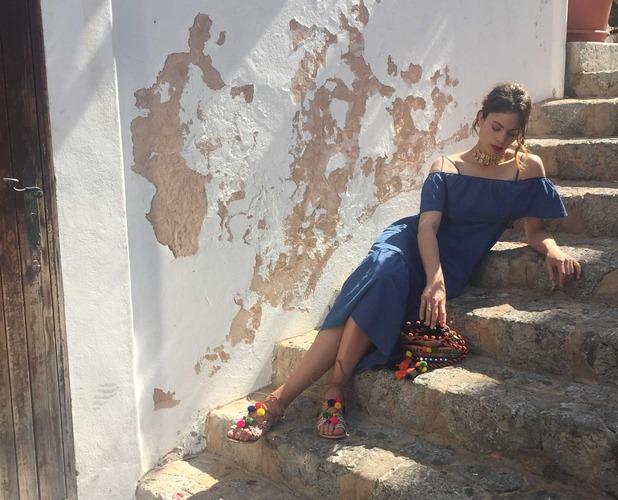 Elsa in Ibiza 19th Aug 2016