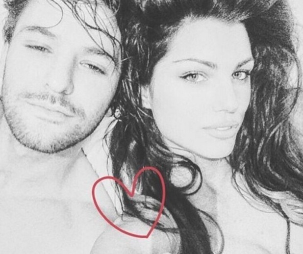 Stuart Pilkington and Louise Cliffe, Instagram