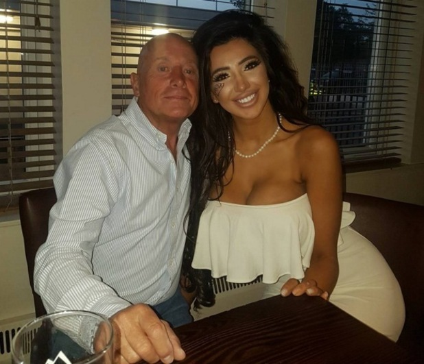 CBB star Chloe Khan's shares photo with Stephen Bear's dad 17 August