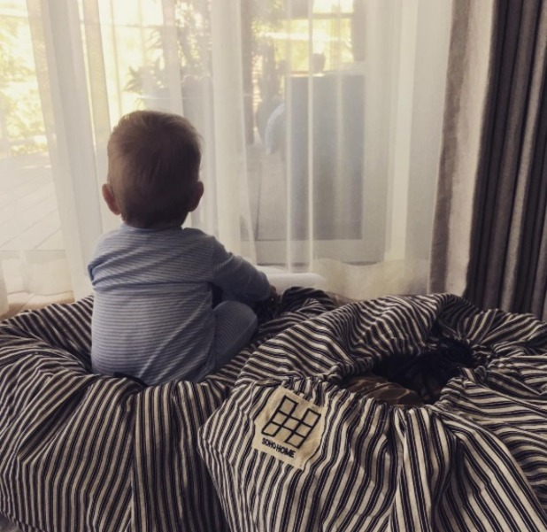 Cat Deeley shares first snap of baby