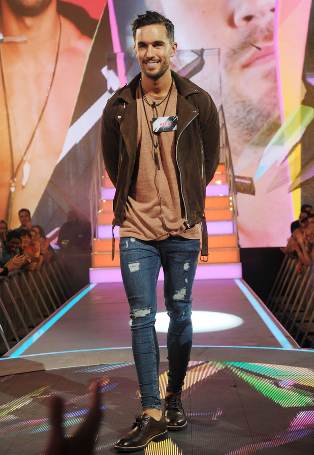 Alex Cannon, Big Brother launch 2016 7 June