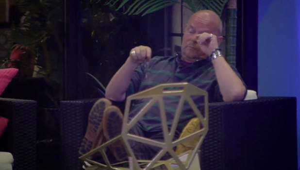 CBB: Aubrey is furious with James for nominating her 12 August 2016