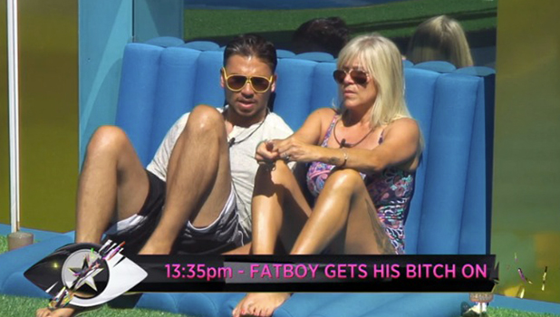 CBB: Ricky and Sam talk about Lewis and Marnie's romance 15 August 2016