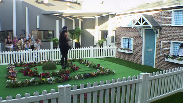 CBB: Sophie Kasaei enters the house to surprise Marnie Simpson 17 August 2016