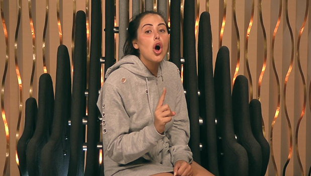 CBB Day 21: Marnie talks about Lewis 18 August 2016