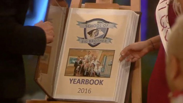 CBB: School of Big Brother Year Book 15 August 2016