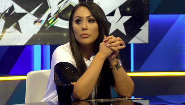 CBB: Sophie Kasaei appears on Bit On The Side 17 August 2016