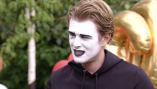 TOWIE: Tommy talks about Georgia 17 August 2016