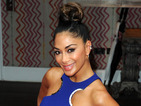 Cobalt blue-clad Nicole Scherzinger is smoking hot on the red carpet at X Factor launch!