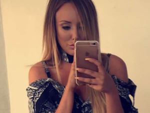 Charlotte Crosby gives us a glimpse of her upcoming fashion collection with In The Style