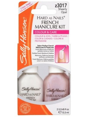 Sally Hansen French Manicure Kit