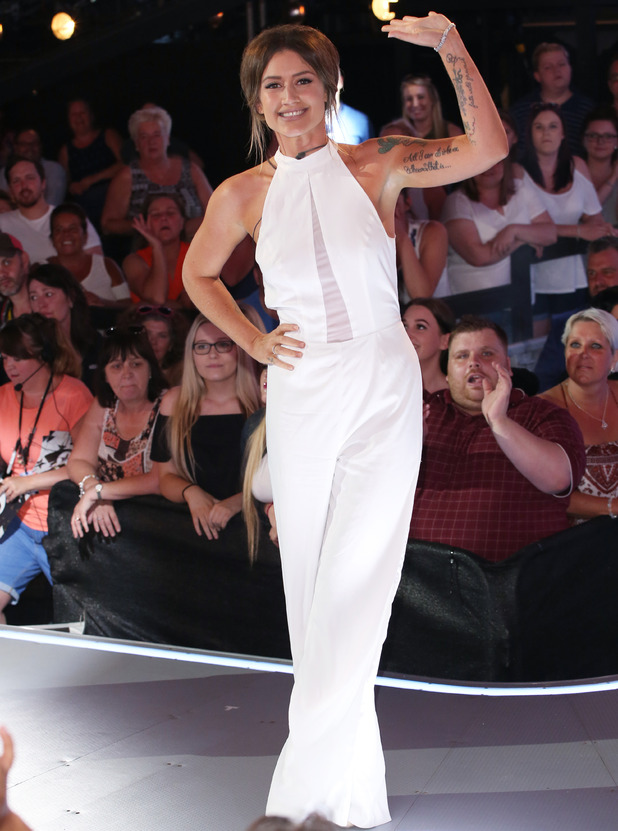Katie Waissel is evicted from CBB - 23 August 2016