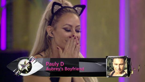 CBB: Aubrey gets call from boyfriend Pauly D