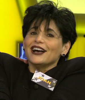 CBB: Frankie's mum Joan enters house