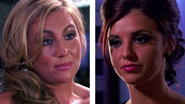 Lucy Mecklenburgh and Lauren Goodger in TOWIE YouTube