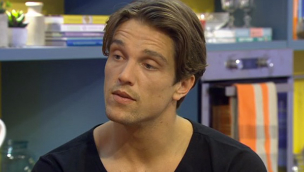 Lewis Bloor on The Saturday Show Channel 5