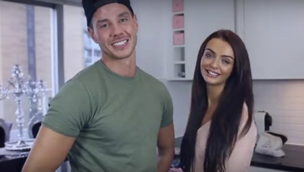 Love Island's Kady and Scott launch a YouTube channel 26 August 2016