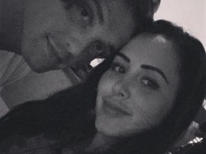 Marnie Simpson and Lewis Bloor, Instagram 29 August