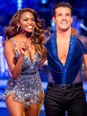 Strictly Come Dancing 2016: Danny Mac and Oti Mabuse Launch show 2016