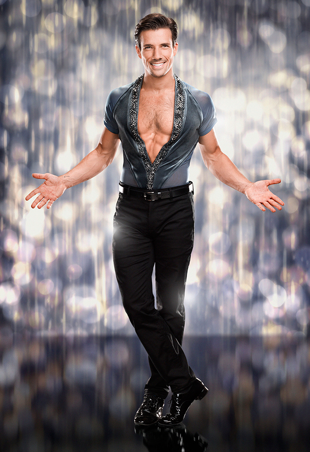 Strictly Come Dancing 2016 cast picture: Danny Mac