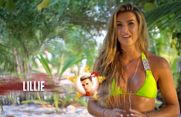 Ex On The Beach Series 5, Episode 4: Bear and Lillie Lexie Gregg meet for the first time 6 September 2016