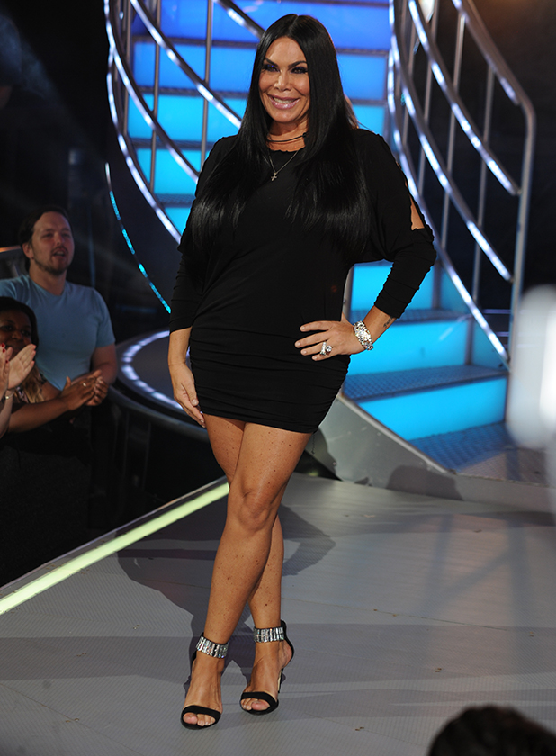 2016 Celebrity Big Brother Final, hosted by Emma Willis Renee Graziano 26 August 2016