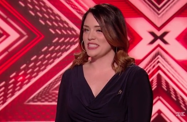 Janet Grogan makes her X Factor return - 7 Sep 2016