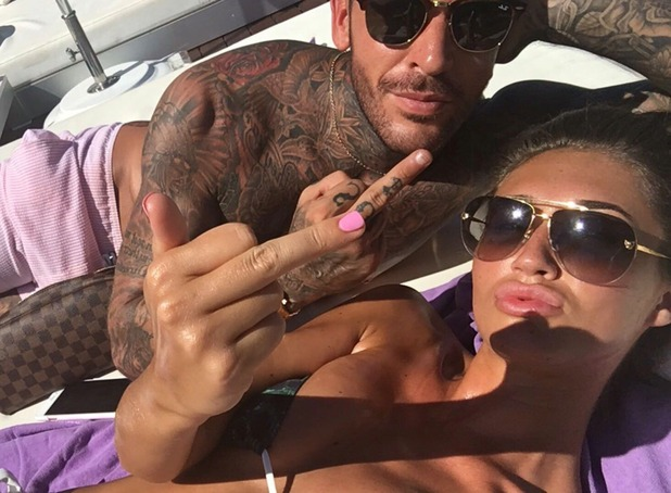 Pete Wicks and Megan McKenna respond to rumours they are on the rocks - 6 Sep 2016