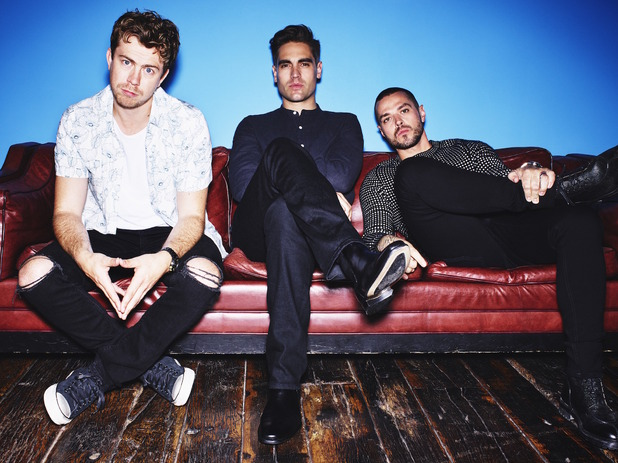 Busted to announce third album Night Driver Sept 2016