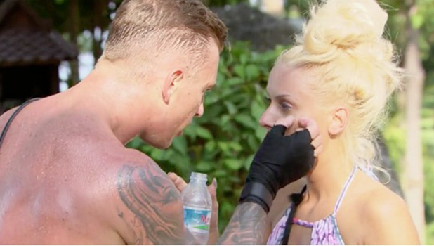 EOTB Series 5, Episode 4 Holly and Hawley at Muay Thai 6 Sept 2016