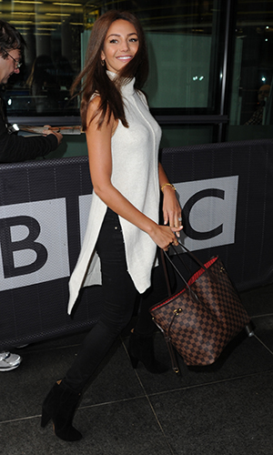 Michelle Keegan Spotted arriving at the BBC Breakfast Studio's Media City UK, Manchester 5 Sept 2016
