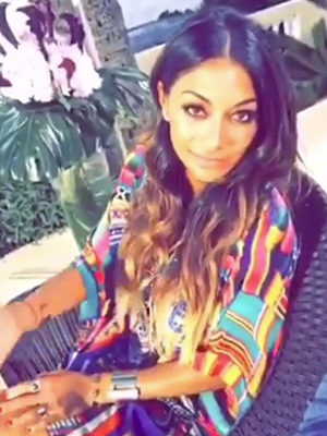 Calvin Harris with Nicole Scherzinger in South of France: filming judges' houses? 2016