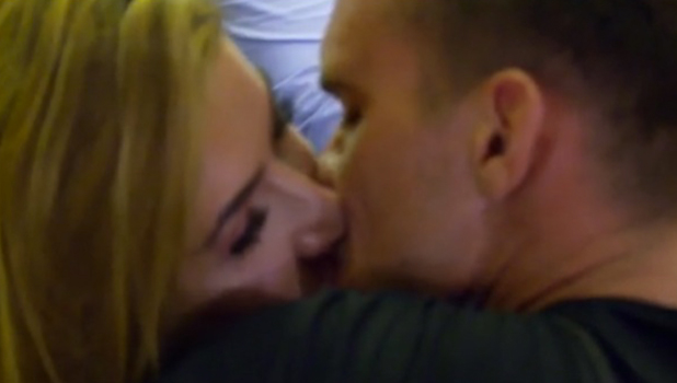 EOTB Series 5, Episode 5 Bear dares Gaz and Lillie to kiss during spin the bottle Sept 2016