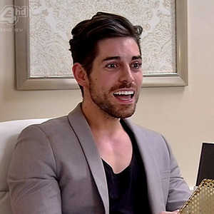 Tom Read Wilson on Celebs Go Dating 2016