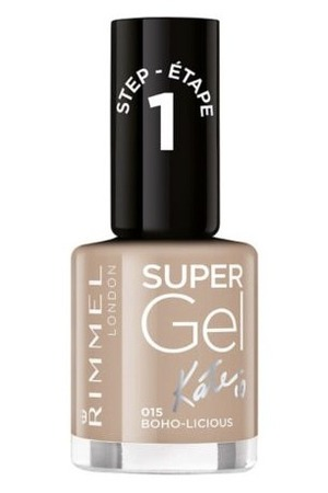 Rimmel London Super Gel Kate Nail Polish in Boho-Licious