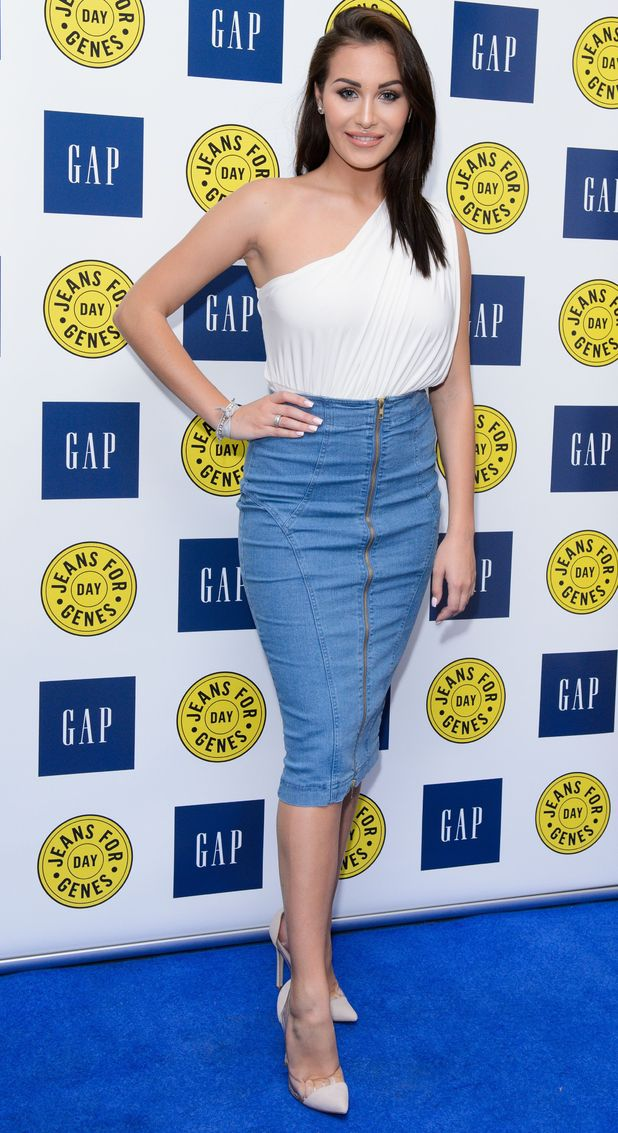 Gap Jeans for Genes Day Party, London, UK - 13 Sep 2016
